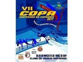 Copa Mafrense reúne capoeiristas de diferentes estados em Teresina