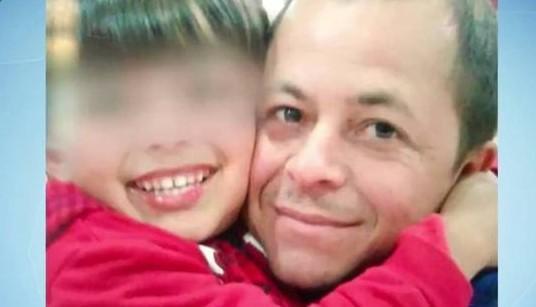 Para salvar o pai, criança oferece cofrinho para assaltantes