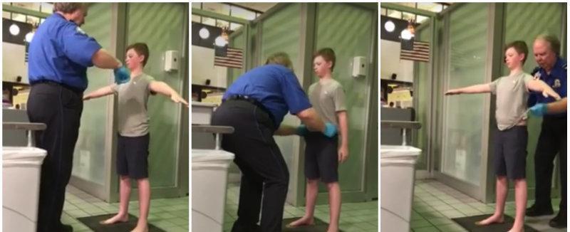 Mãe se revolta após filho com distúrbios ser detido por guarda