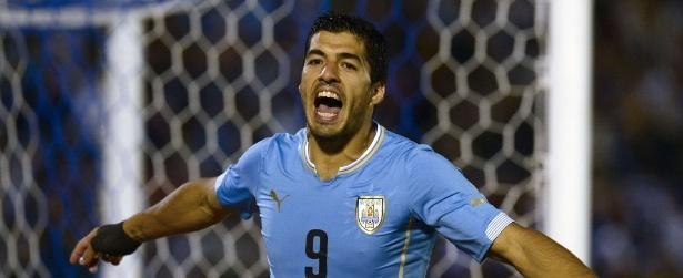 Luiz Suárez aparece em lista de convocados do Uruguai