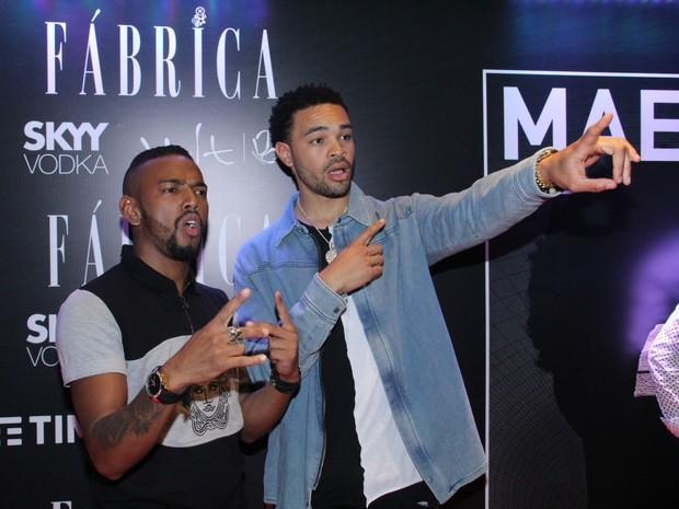 """Famosos reclamam do preço da bebida em """"After party"""" de Bieber (Crédito: Wallace Barbosa/ Ag. News)"""