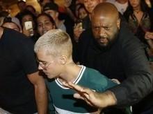 Justin Bieber causa tumulto e desiste de jantar em restaurante