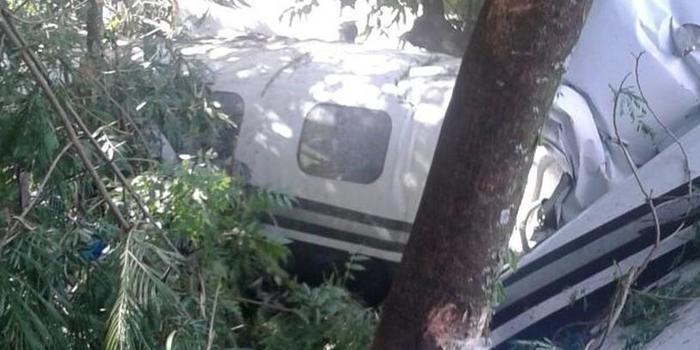 Casal morre após avião cair na zona norte de Sorocaba