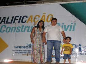 Qualificação na construção civil chega a Santo Inácio do Piauí