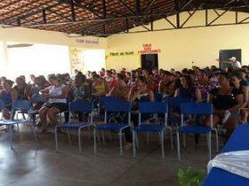 Reunião de Pais marca início do ano letivo em Santo Inácio