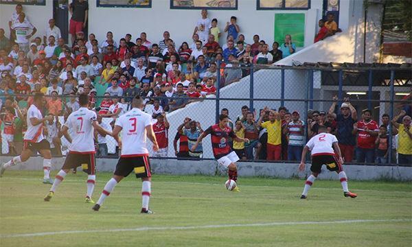 Rivengo no Lindolfo  (Crédito: Erica Paz/Ascom Flamengo)