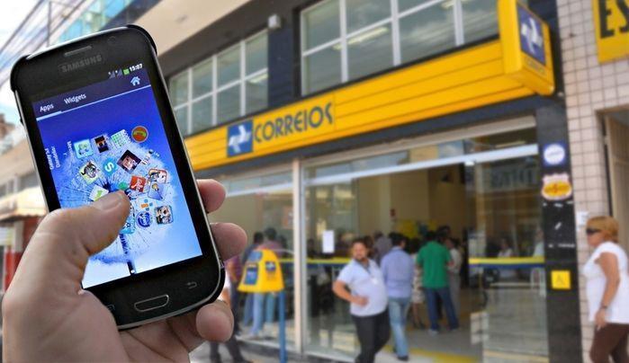 Correios lança serviço de telefonia (Crédito: Reprodução)