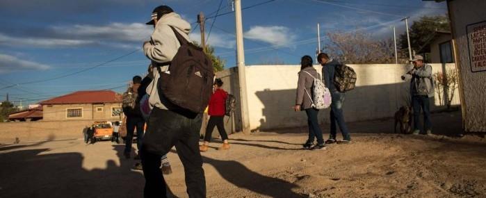 Donald Trump propõe separar filho de mãe na travessia da fronteira