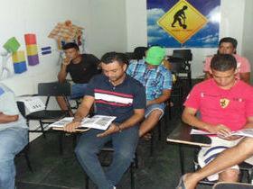 Curso de qualificação na construção civil teve início nesta segunda