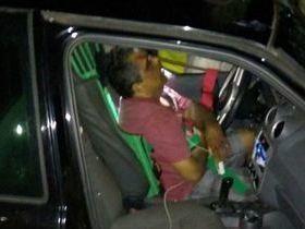 Homem morre ao colidir carro com poste na PI-112 em União