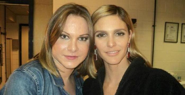 Transexual demitida de programa chama Fernanda Lima de hipócrita