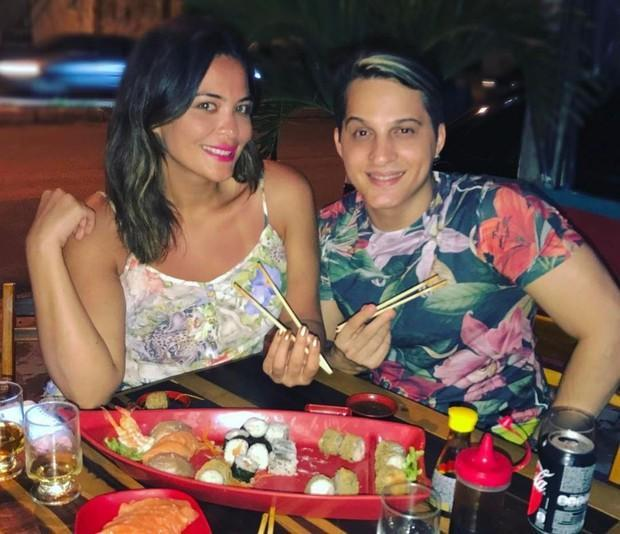Geisy e Ramon Oliveira