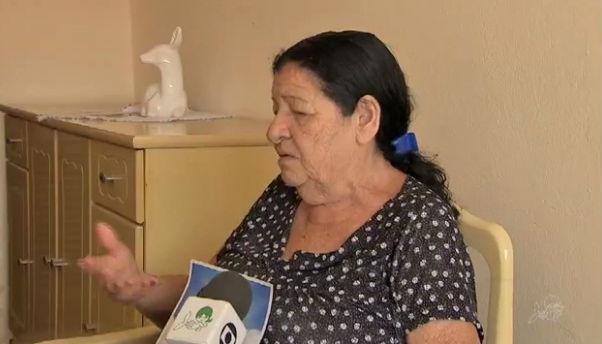 Francisca Ferreira, mãe da travesti Dandara dos Santos