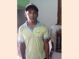 PM de Barra D`Alcântara prende homem acusado de estupro