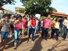 Prefeitura de Lagoa Alegre faz festa para mulheres em grande estilo