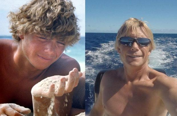 Christopher Atkins, o Richard de A Lagoa Azul (