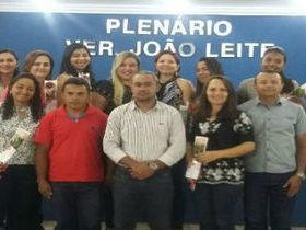 Secretária municipal de Saúde participou reunião do Vale do Canindé