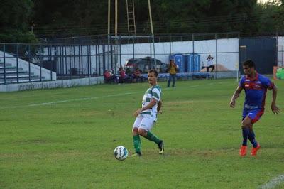 Altos vence o Piauí no Lindolfo Monteiro em Teresina (Crédito:  Luis Junior A.A.Altos)