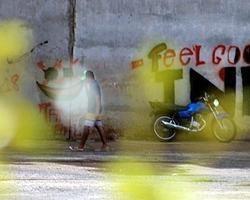Parede da barragem do Rio Piracuruca é alvo de vandalismo