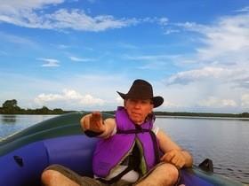 Incrível: a mística MANDALA das águas descoberta pelo Coizanossa.