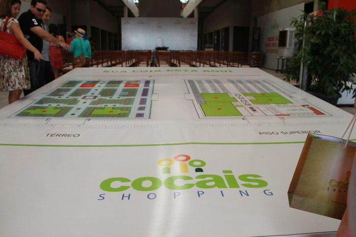 Cocais Shopping (Crédito: Arquivo/MN)