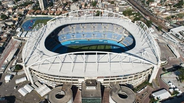 Engenhão receberá a final da Taça Rio (Crédito: Reprodução)