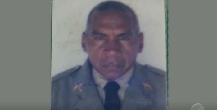 Sargento reformado da Polícia Militar do Piauí Davi Alexandre (Crédito: Rede Meio Norte)