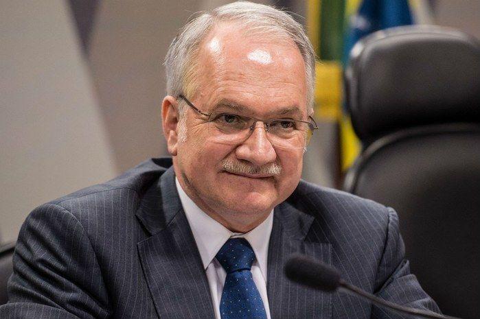Edson Fachin, relator da Lava-Jato