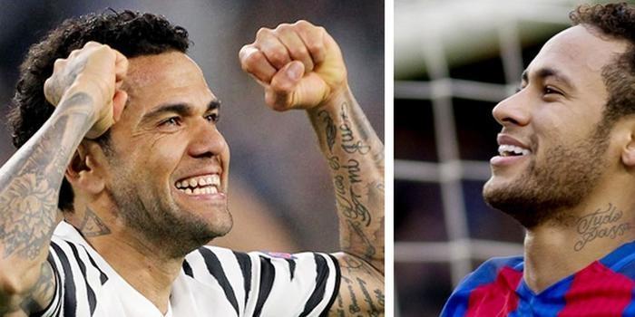 Juventus e Barcelona fazem jogo de reencontros explosivos