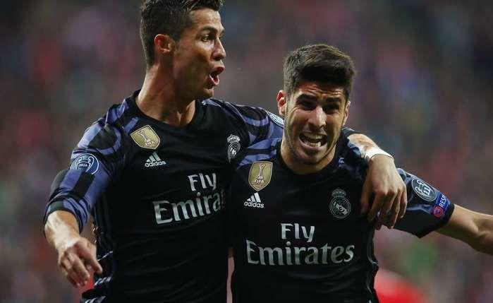 Real Madrid venceu o Bayern de Munique por 2 a 1