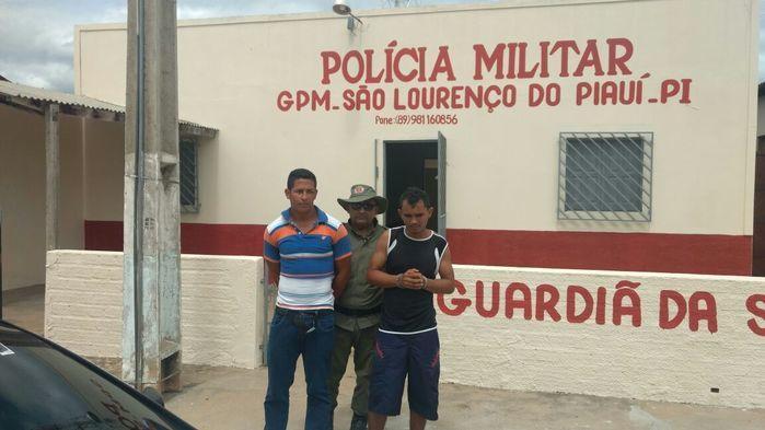 Dupla suspeita de matar desafeto é presa em São Raimundo Nonato
