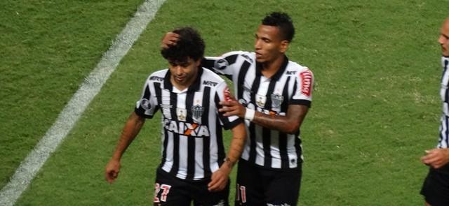 Luan é afastado por tempo indeterminado do Atlético-MG