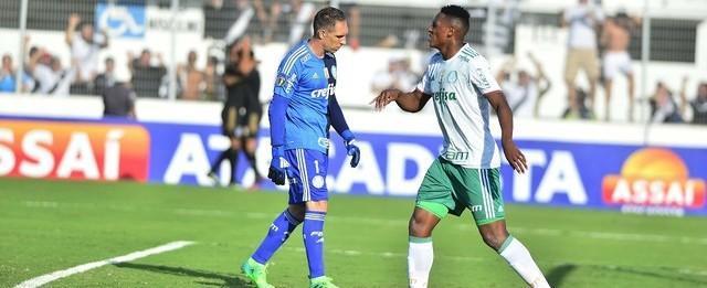 Ponte Preta atropela o Palmeiras na etapa inicial e abre vantagem