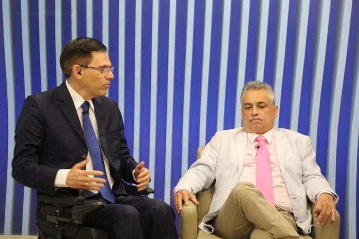 Deputado estadual Robert Rios (Crédito: Efrém Ribeiro)