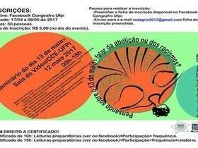 """Evento Griô problematiza a """"abolição"""" na UFPI"""
