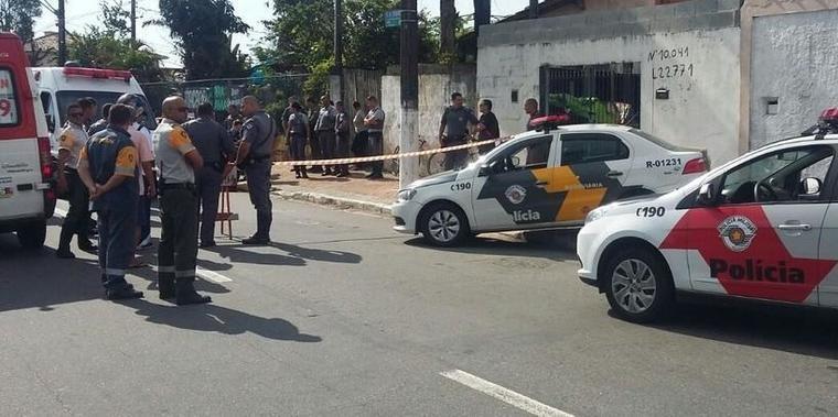 Menor é morto a tiros ao tentar assaltar capitão da Polícia Militar