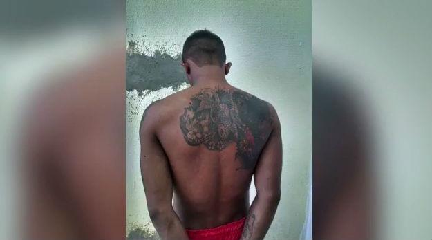 Antônio Diego da Costa acusado de vários crimes (Crédito: Rede Meio Norte)