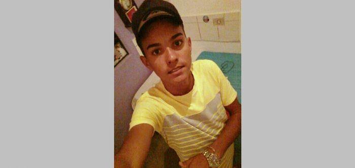 Adolescente identificado como Daniel Silva  (Crédito: Reprodução)