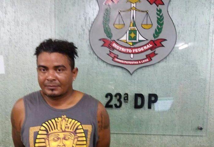 Pedófilo foge de presídio do Pará e é preso em Brasília