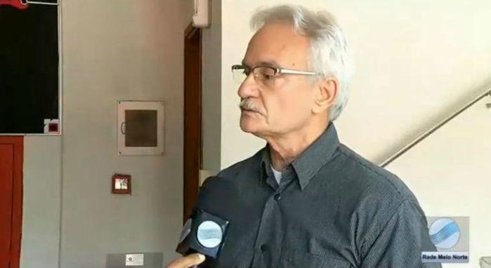 Francisco Nogueira, diretor de transporte público da Strans (Crédito: Rede Meio Norte)