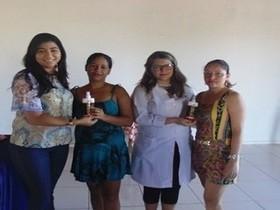 Em Santo Inácio gestantes recebem repelentes contra a dengue