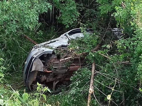 Três professores ficam feridos em acidente na BR-316 no Maranhão (Crédito:  Sena Freitas)