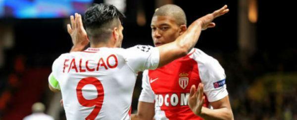 Monaco bate o Borussia Dortmund e se classifica na Champions