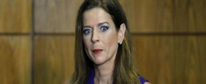 MPF pede a prisão de Claudia Cruz, mulher de Eduardo Cunha