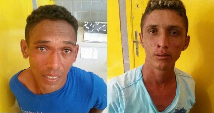 Dois são presos e um menor apreendido após ameaçar familiares em JF