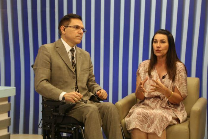 Vice-governadora do Piauí, Margarete Coelho (PP) (Crédito: Efrém Ribeiro)