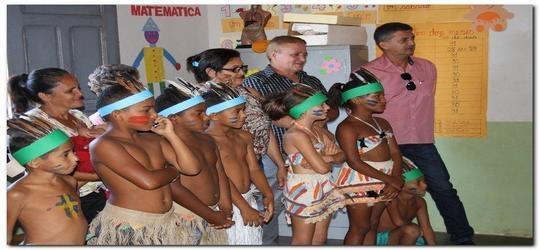 Escola José Gonçalves realiza a I Amostra de conhecimentos