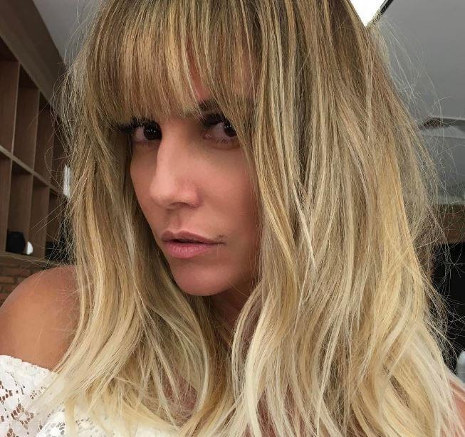 Deborah Secco surge com novo corte de cabelo (Crédito: Reprodução)