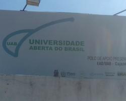 Polo da UAB de Cajazeiras dá inicio as aulas ! CONFIRA