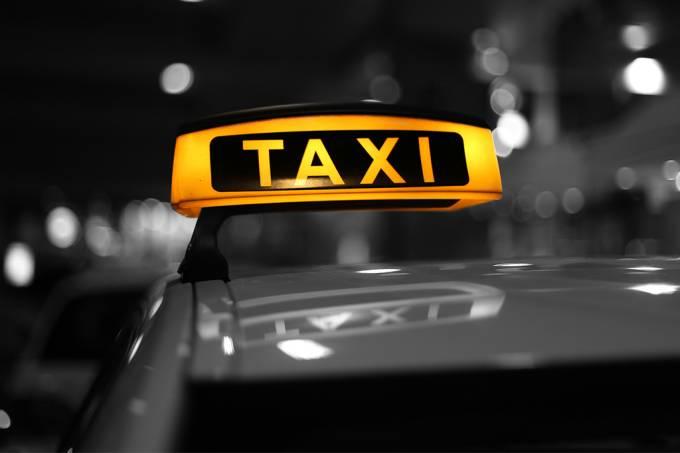 Taxi  (Crédito: Reprodução)